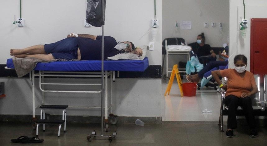 A pressão sobre os serviços de saúde brasileiros parece não ter fim