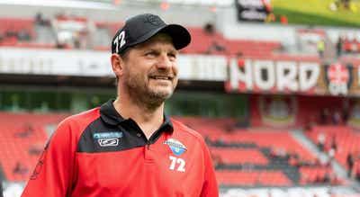 Steffen Baumgart é o treinador do Colónia nas duas próximas épocas