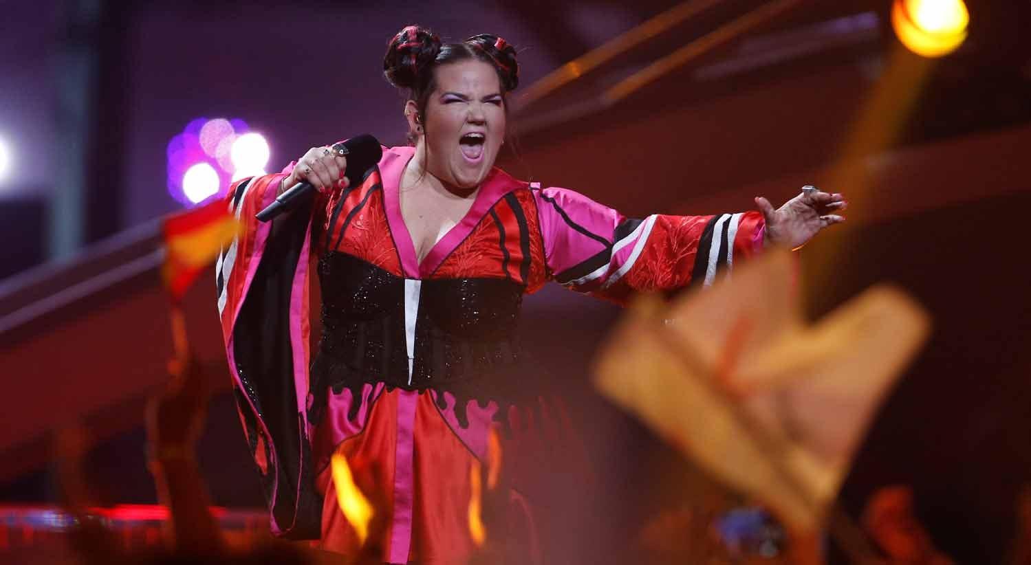 Israel venceu o festival Eurovisão da canção realizado em Portugal