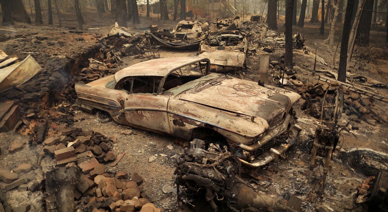 EUA. Califórnia | David Swanson - Reuters