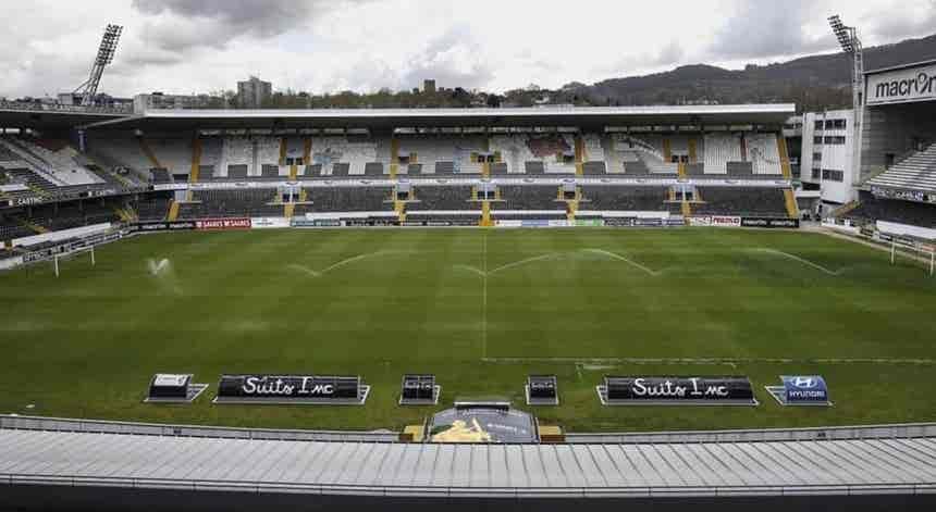 Vitória SC - Portimonense SC, I Liga em direto