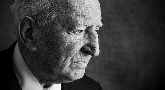 Eduardo Lourenço foi um dos pensadores mais proeminentes e um dos vultos da cultura portuguesa nas últimas décadas.