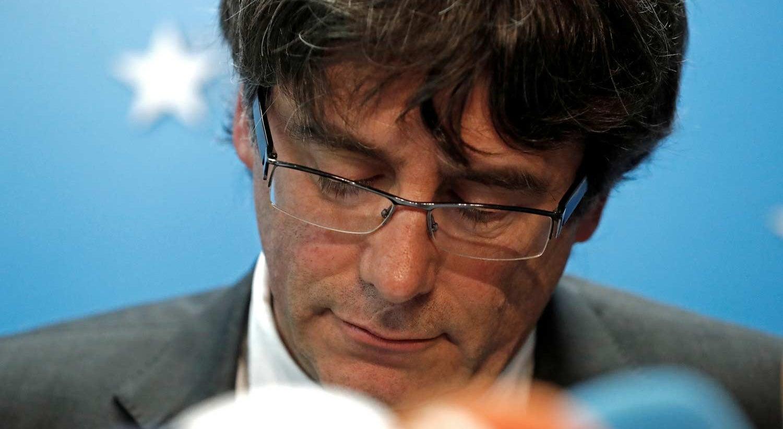 Resultado de imagem para Puigdemont não se vai apresentar perante a Audiência Nacional espanhola