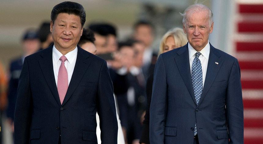 Xi Jinping e Joe Biden vão falar sobre o clima