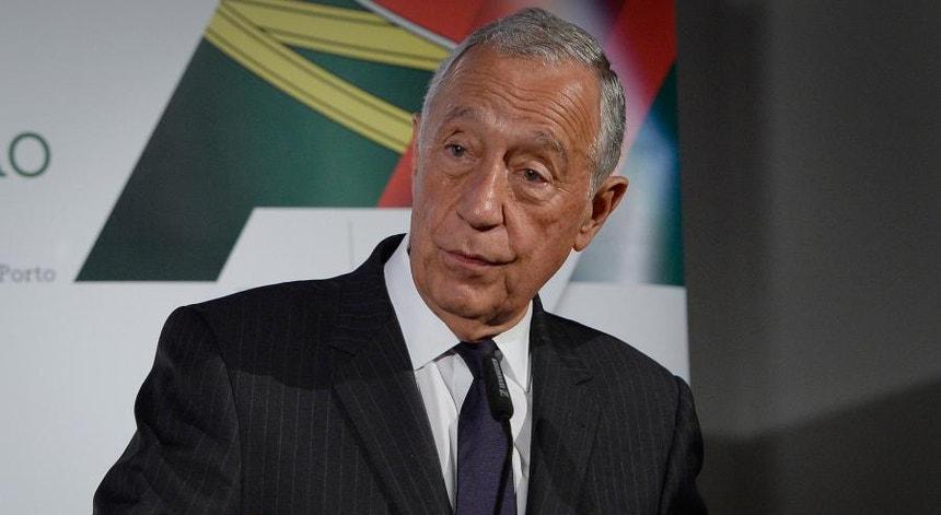 O Presidente da República ouve os partidos políticos antes de renovar o estado de emergência