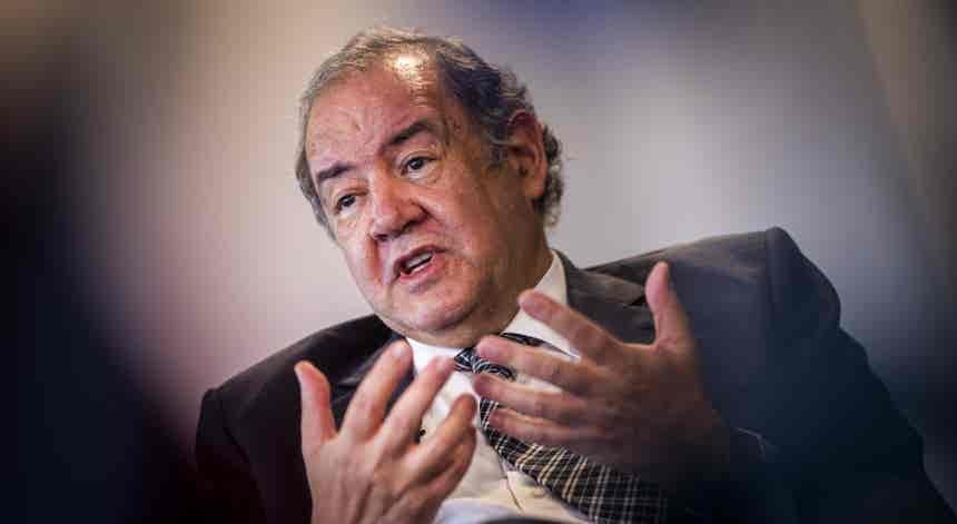 """António Costa Silva. Portugal tem de """"abandonar modelo económico de baixos salários"""""""