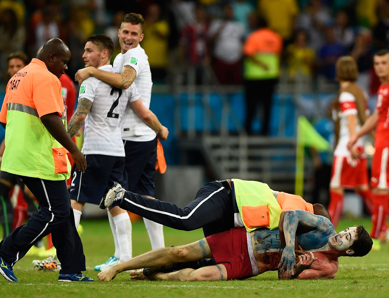 No Mundial de Futebol no Brasil em 2014/ Dylan Martinez - Reuters