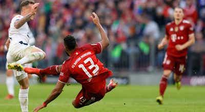 Bayern volta a golear