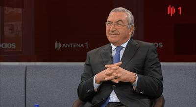 Conversa Capital com Raul Martins, presidente da AHP - Associação da Hotelaria de Portugal