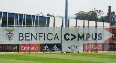 Avançado ucraniano Yaremchuk realizou primeiro treino pelo Benfica