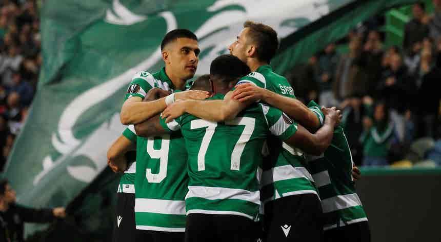 Istambul Basaksehir - Sporting CP, a Liga Europa em direto