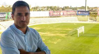 Vasco Matos pede coragem aos jogadores para defrontarem o Sporting