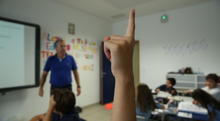 A maioria dos professores quer reformar-se mais cedo