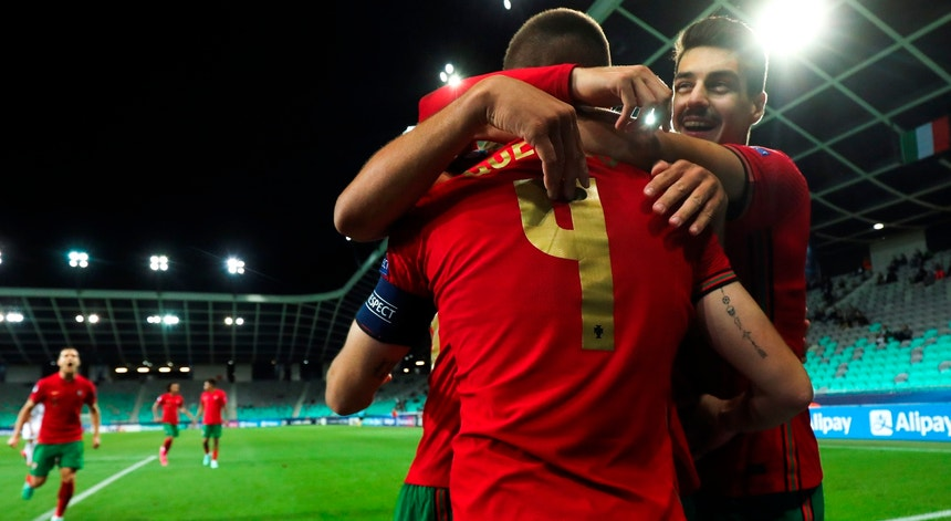 Portugal - Italy, Euro under-21 live