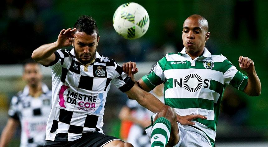 O desafio entre Sporting e Boavista é sempre muito disputado