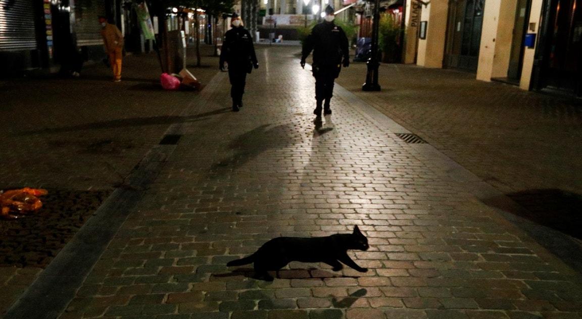 Bélgica, Bruxelas, patrulha | Francois Lenoir - Reuters