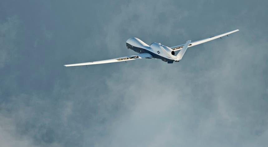 Drone norte-americano foi abatido pelo Irão