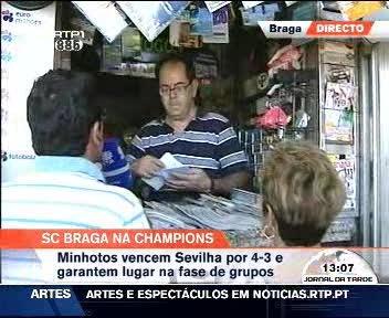 Jornais Desportivos Desapareceram Das Bancas Em Braga Futebol