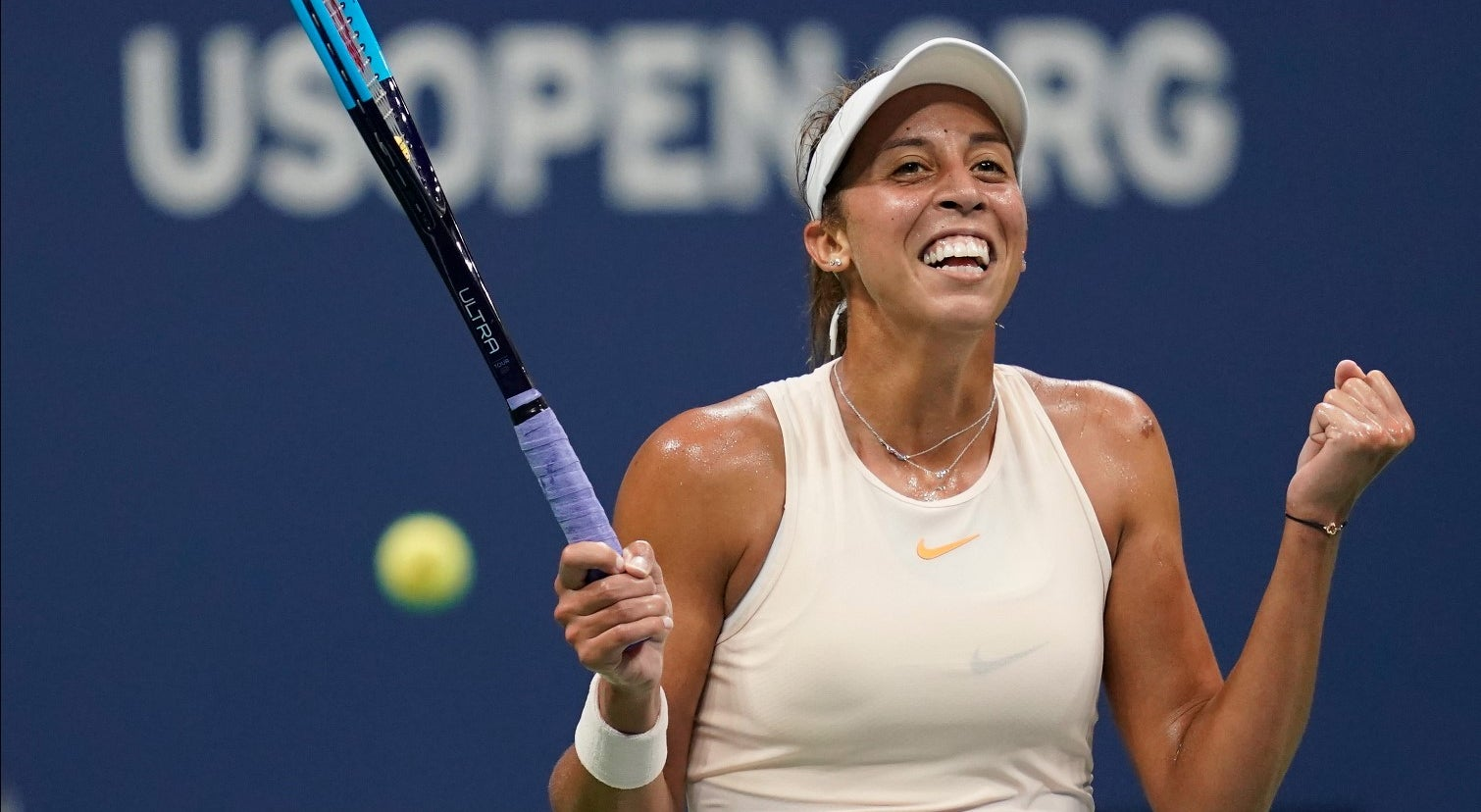 Madison Keys segue para as meias-finais do US Open