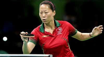 Ténis de mesa: Portugal bate Eslováquia e avança na qualificação olímpica de equipas femininas