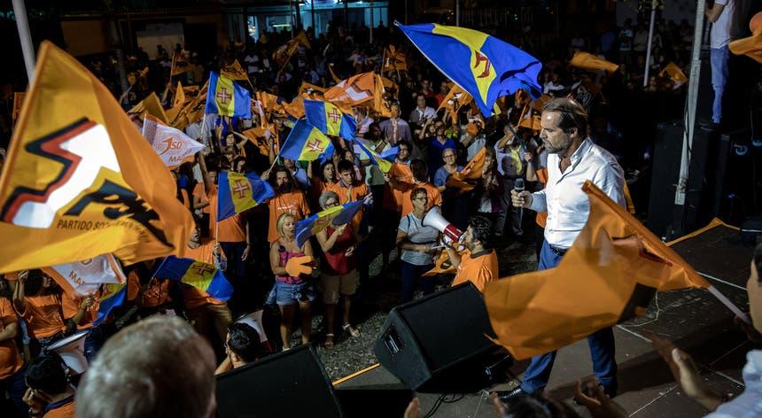 A sondagem que aponta para o fim da hegemonia laranja na Madeira foi realizada pelo CESOP–Universidade Católica Portuguesa para a RTP durante o fim de semana que passou