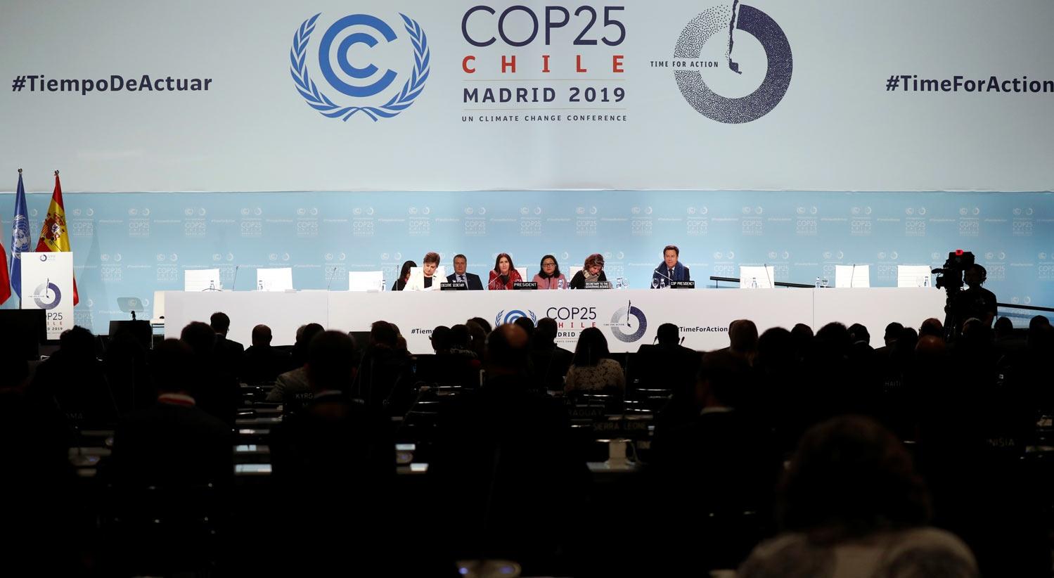Cimeira do clima. Acordo mínimo em Madrid