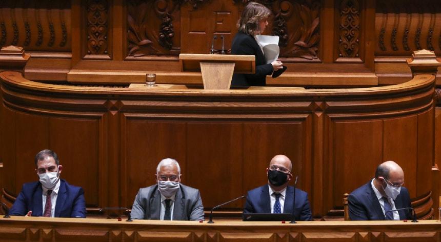 O Orçamento do Estado será sujeito a votação final global no dia 26 de novembro.