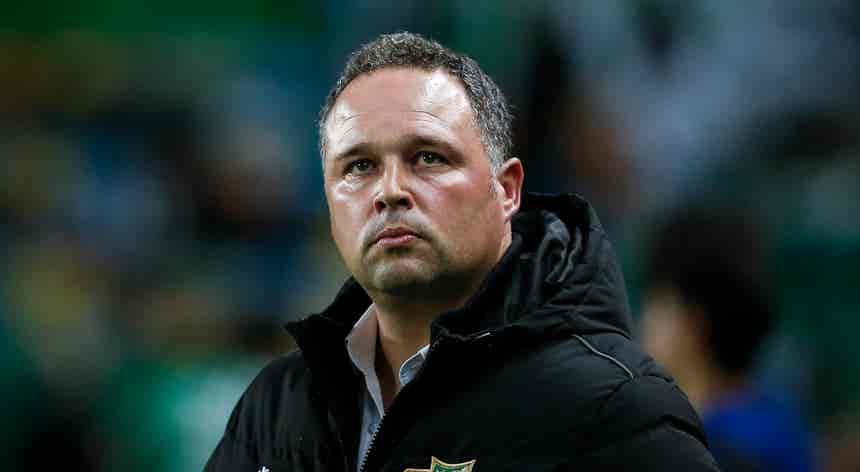 Treinador do Moreirense promete equipa ?com atitude? para receção ao Belenenses