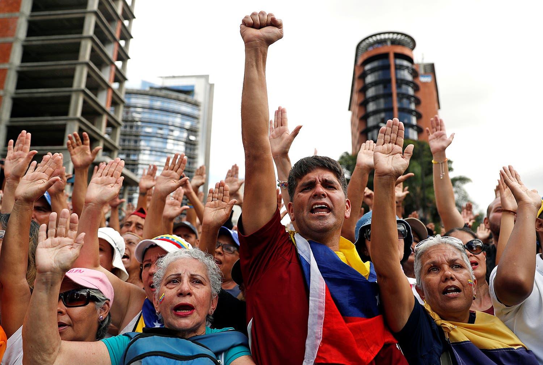Carlos Garcia Rawlins - Reuters