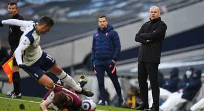 Tottenham regressa às vitórias na liga inglesa com goleada ao Burnley
