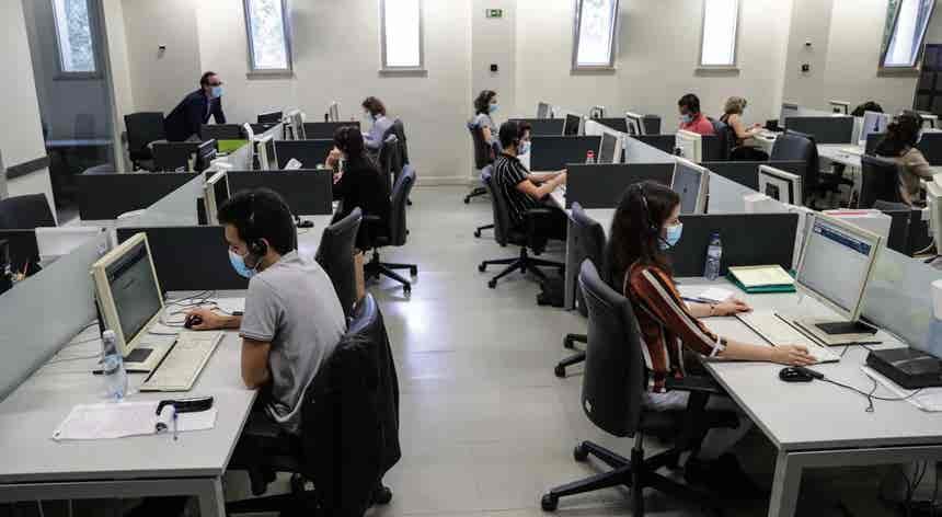 SNS24 ultrapassa recorde semanal de chamadas com mais de 200 mil
