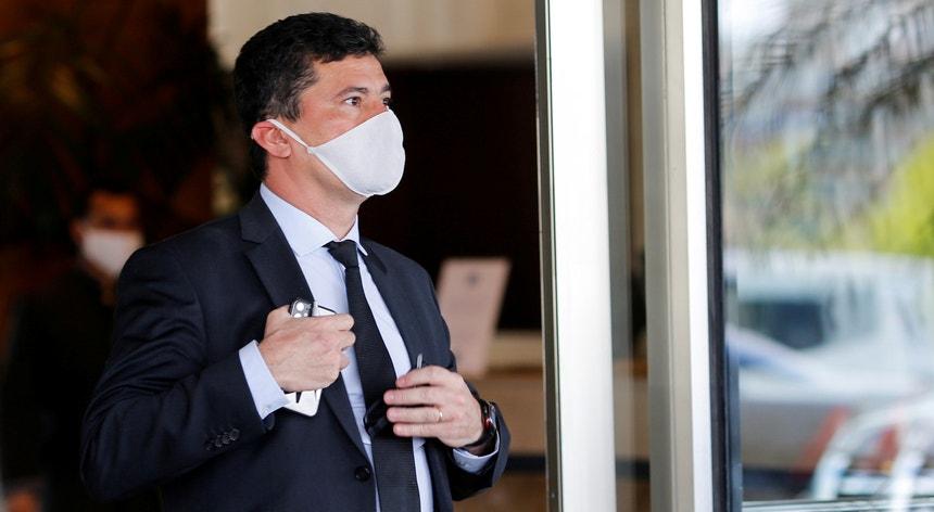 Sérgio Moro nega qualquer interferência na ação da polícia