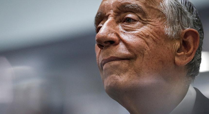 """Marcelo Rebelo de Sousa considera que esta eleição é """"muito importante para o normal funcionamento das instituições europeias"""""""