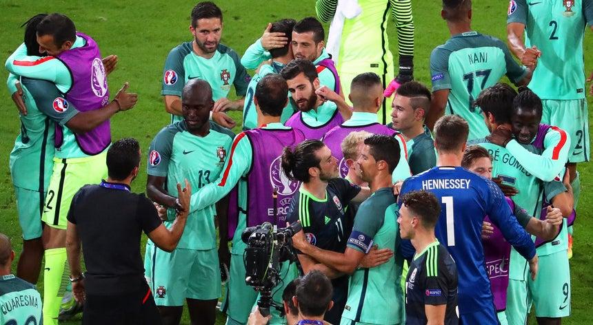 A seleção portuguesa de futebol está na final do Campeonato da Europa 2016 4293f6a7e32f3