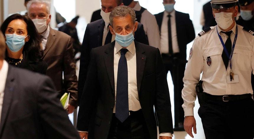 Sarkozy no tribunal