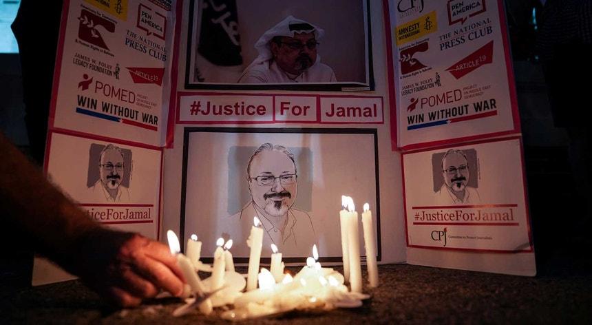 Jamal Khashoggi entrou no consulado saudita em Istambul a 2 de outubro de 2018 e nunca mais foi visto