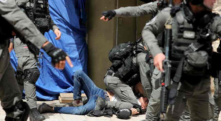 Violência em Jerusalém
