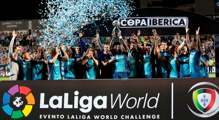 FC Porto conquista a Copa Ibérica