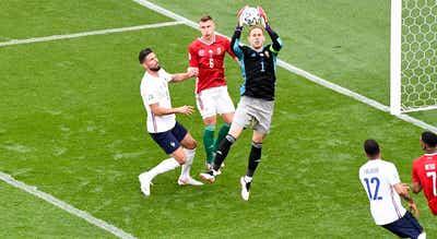 Euro2020. Hungria - França