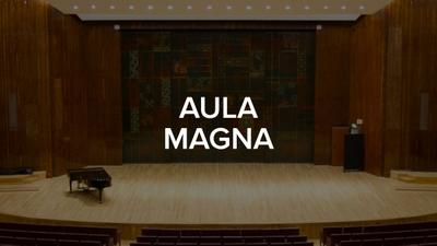 Aula Magna da Universidade de Lisboa