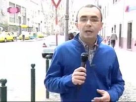 Código Postal Madeira - Rua Artur Sousa - Pinga