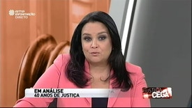 Justiça Cega?