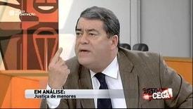 Justiça Cega? - Pedro Proença