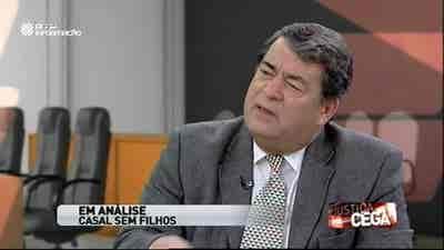 Justiça Cega? - Maria do Rosário Gama