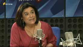 A Entrevista de Maria Flor Pedroso - Fernando Medina