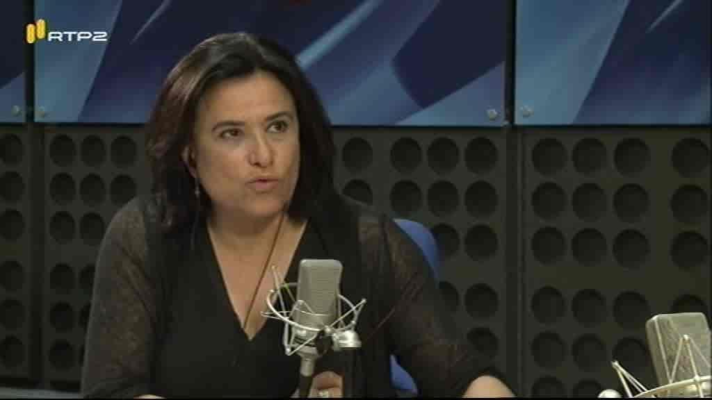 Joana Amaral Dias...