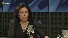 A Entrevista de Maria Flor Pedroso - Joana Amaral Dias