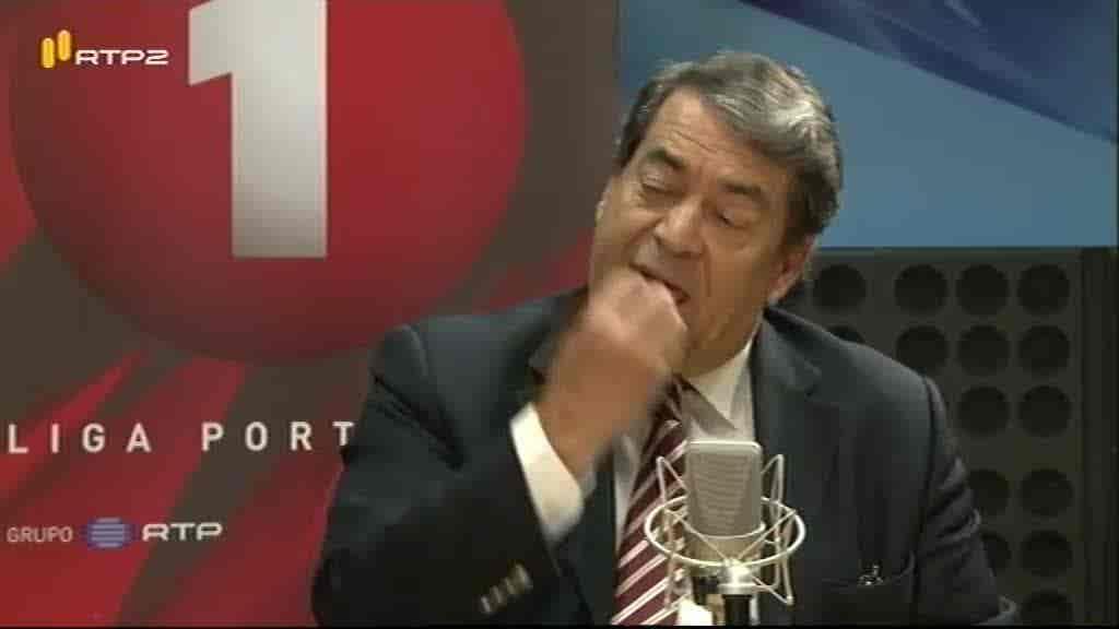 António Marinho Pinto...