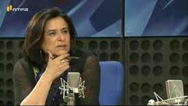A Entrevista de Maria Flor Pedroso - Gil Garcia
