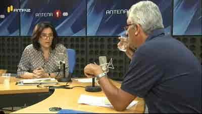 A Entrevista de Maria Flor Pedroso - Fernando Loureiro